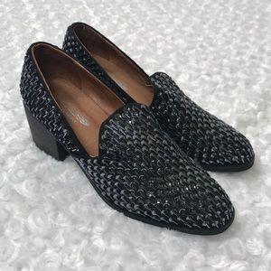 New FP Jeffrey Campbell Venice Embellished Loafer